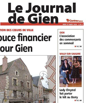 journal de gien mars 2018